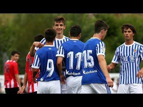 Elgoibar 0 - 5 Real Sociedad