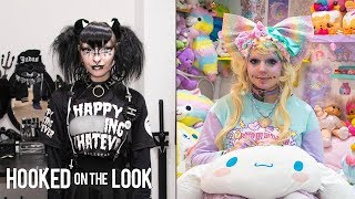 The Goth Who Lives With A Lolita Doll | HOOKED ON THE LOOK thumbnail