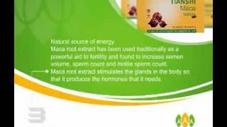 Tiens Maca Tablets - Tianshi Health Product