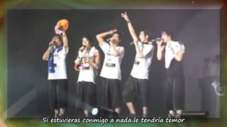 LET ME BE THE ONE (SPANISH COVER) - SS501