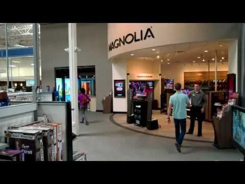 Magnolia Design Center at Best Buy