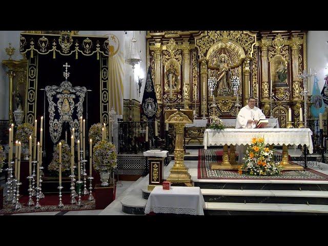 Cartaya Tv | Solemne Triduo en Honor a Ntra. Sra. del Rocío de Cartaya (30-04-2021)