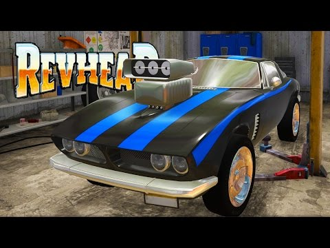 THE 591 HORSEPOWER DRAG RACING BEAST! Destroying Competition on the Strip! - Revhead Gameplay Ep 7