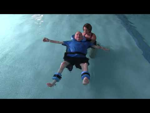 Aquatic Therapy Post Polio at Helen Hayes Hospital