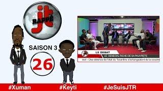 Débat Rappé (S03, épisode 26) : Pauvreté: Sénégal N*1 du top 25