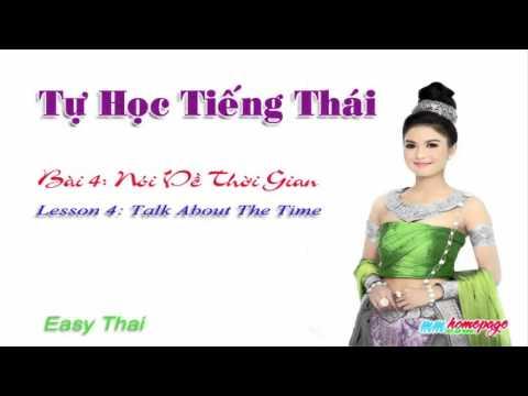 Giáo trình Thai for beginners bài 4