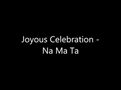Joyous Celebration - Na Ma Ta (lyrics)