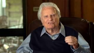 In His Own Words: Billy Graham Talks About Heaven