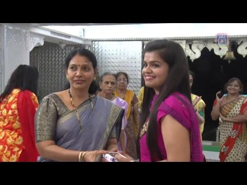 29 July 2017 - Hindola Bhajan Sandhya - Shree Swaminarayan Mandir - Mumbai, India