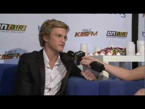 Kylie Jenner Flirts with Cody Simpson | Interview | On Air With Ryan Seacrest