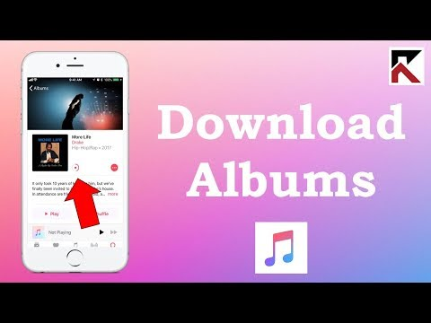 How To Download Albums Apple Music