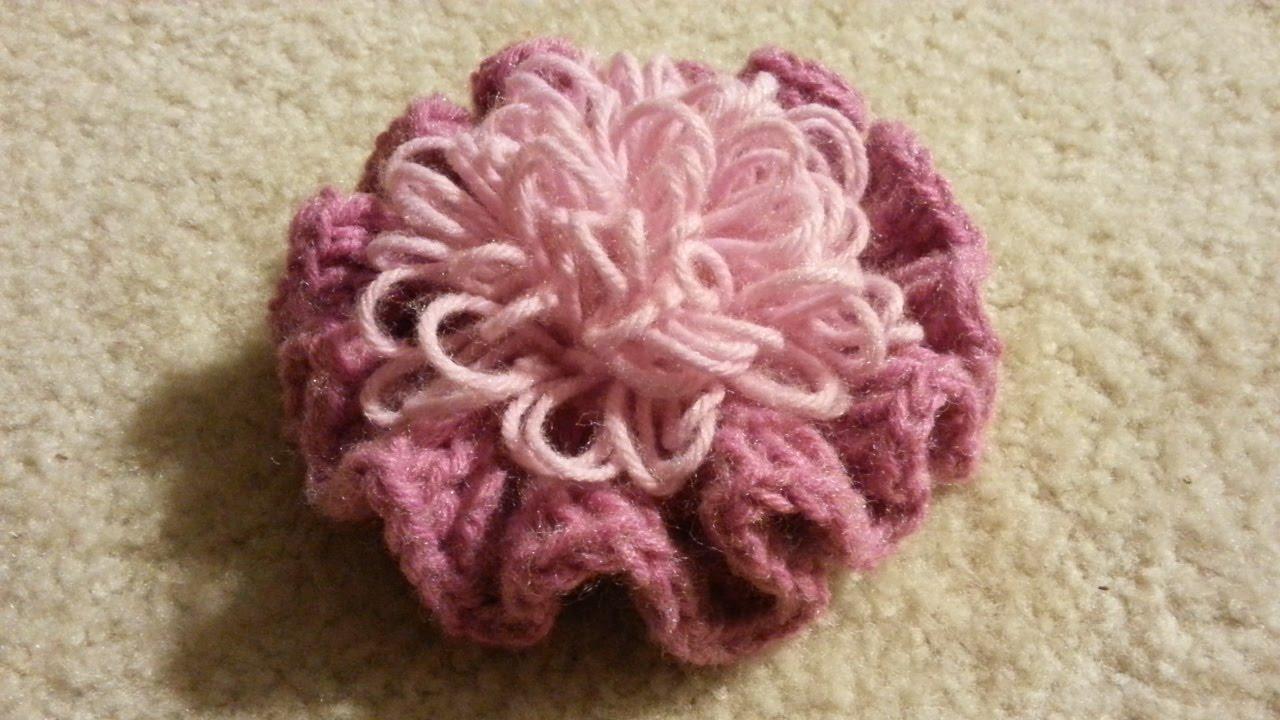 25 Easy Crochet Flower Patterns - thesprucecrafts.com