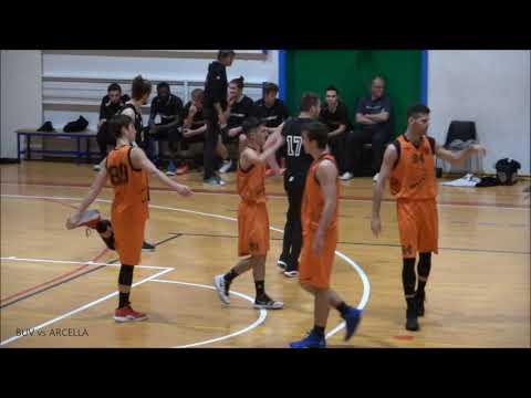 BUV - Basket Vigonza vs U.S. ARCELLA_serie D _18 novembre 2018_HIGHLIGHTS