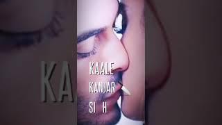 Raat banjar si h kale kanjar si h( song ang Lga de).. Whatsaap status full screen