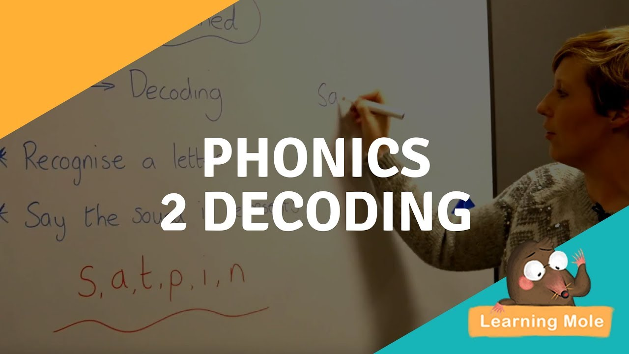 Download What is Decoding? What is Phonics? How to Sound Out Words?