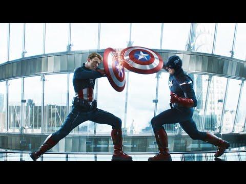 Капитан Америка Против Капитана Америки   Мстители: Финал