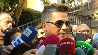 """Alejandro Sanz: """"El éxito se lo debo a la gente"""""""