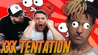 "CHI E' XXX TENTACION aspettando "" 17 "" 