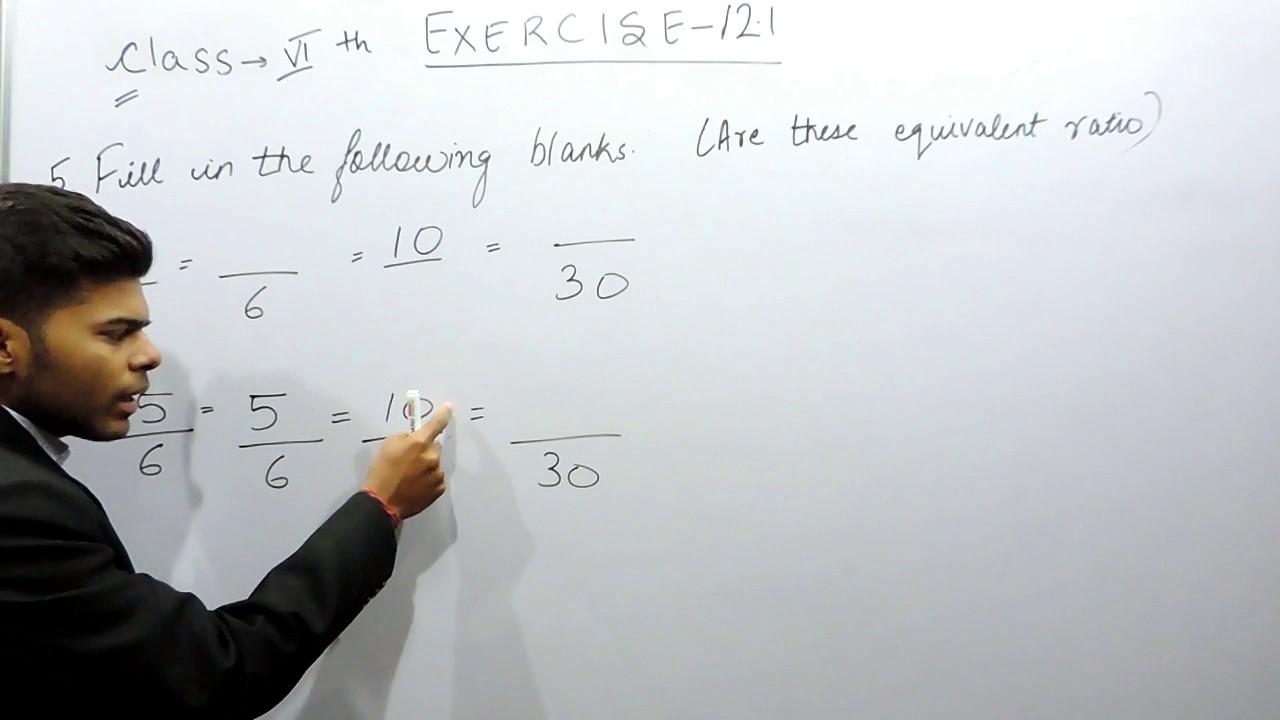 ratio exercise