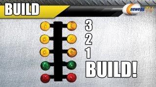 Newegg Tv Special: 3, 2, 1, Build!