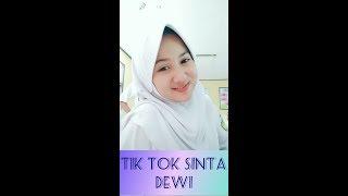 Gambar cover Tik tok si cantik sinta dewi @sintadwww