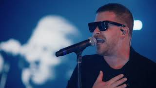 Run The Jewels - Pulling The Pin [ft. Mavis Staples and Josh Homme] (Live at Holy Calamavote)