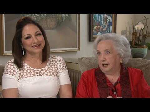 Gloria Estefan's Hilarious Mom Didn't Think She Would Make It as a Performer!