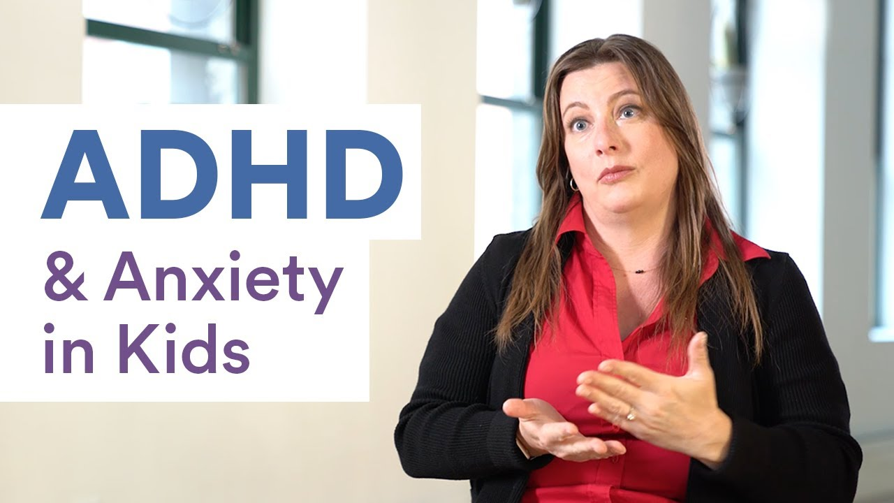 Study Reveals Letting Adhd Kids Move Is >> Adhd And Anxiety In Children