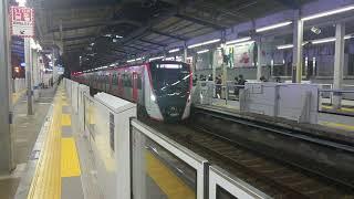 都営5500形 5509編成 京急川崎駅到着発車