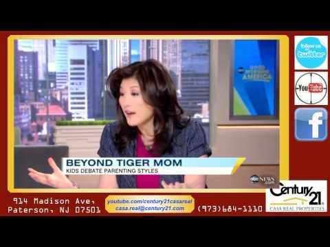 Tiger Mom Debate- Comparing Parenting Techniques