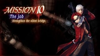 Devil May Cry 3 Special Edition [PT Part 10] [Dante - Mission 10]