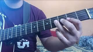 Cupcake Quemando - Fuerza Regida - Legado 7 - Tutorial - Guitarra - Acordes