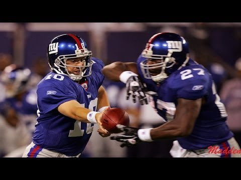 Minnesota Vikings @ New York Giants | October 21st 2013 | Week 7 | Madden 25