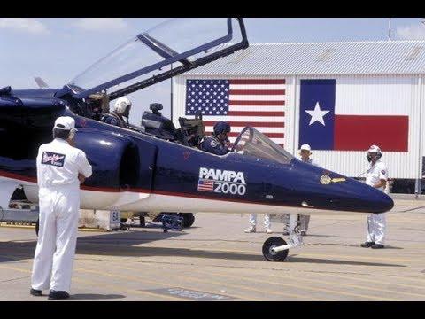Pampa 2000 y el programa JPATS