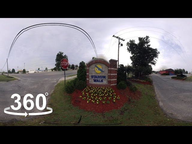 Stadium Walk Statesboro video tour cover