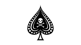 Illustrator Tutorial: How to make an Ace of Spades