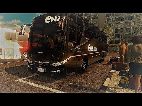 ETS2: Dhaka to Feni (ENA Transport Hino 1J AC)