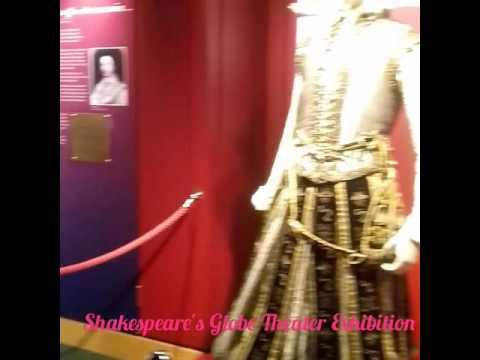 Shakespeare globe theater exhibition 2