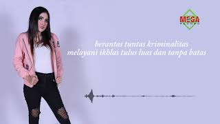 Nella Kharisma - Polisi [OFFICIAL LYRIC]