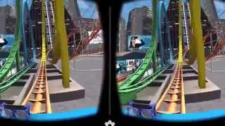 VR Roller Coaster   Best 3D VR Roller от Google Cardboard в Украине(ЗАКАЗАТЬ МОЖНО НА САЙТЕ http://bazzarr.prom.ua/g7339462-ochki-virtualnoj-realnosti в наличии оптом., 2015-09-20T21:07:20.000Z)