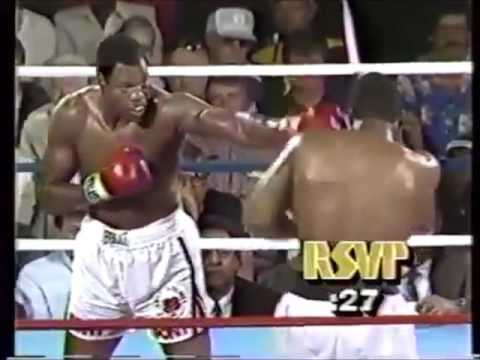 Larry Holmes vs Tim Witherspoon (Highlights)