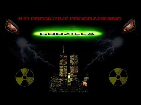 'GODZILLA' movies 9/11 CODED - (Predictive Programming)