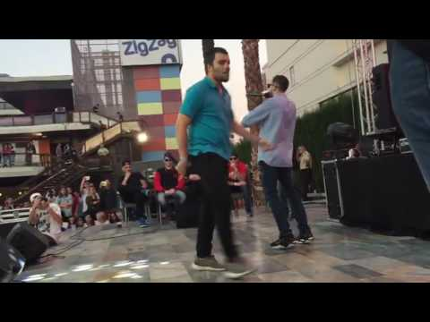 MISTER EGO VS DANI Octavos ACHORAP FESTIVAL 2016