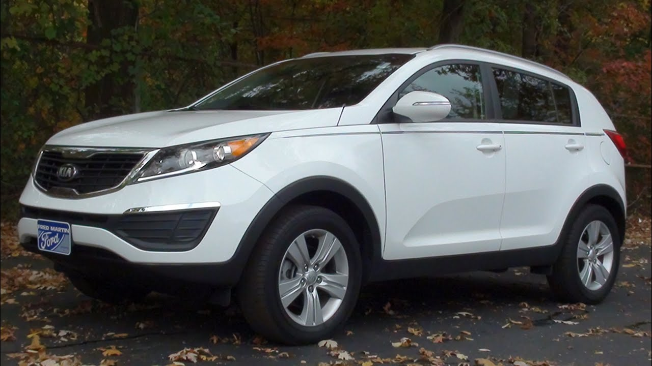 MVS   2013 Kia Sportage LX   YouTube