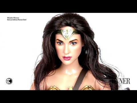Wonder Woman Deluxe Edition Tonner Doll