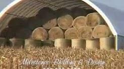Agricultural | Hay Grain | Fabric Building Storage 1.360.366.3077