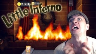A GAME WITHIN A GAME | Little Inferno # 4