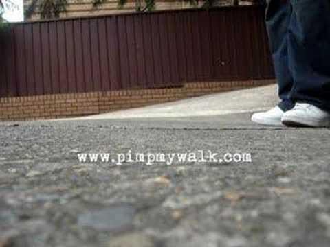 PimpMyWalk.com - Learn how to C Walk: The Forward V