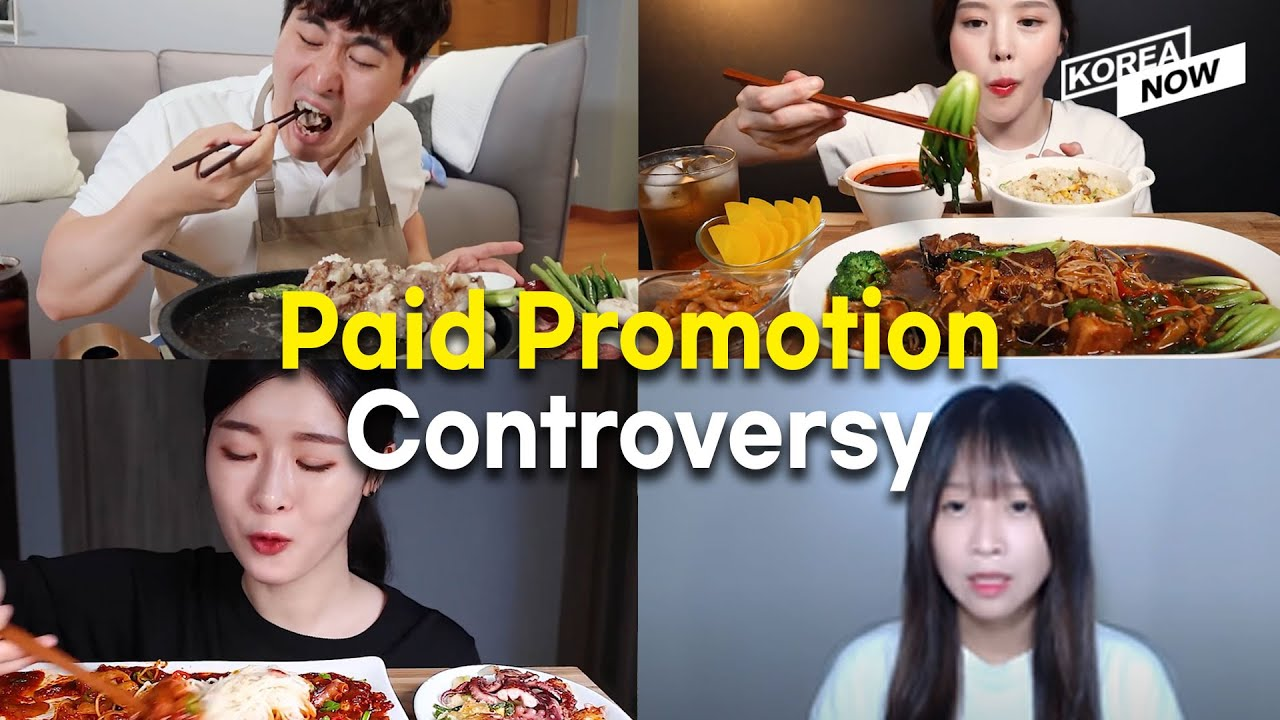 Famous Mukbang YouTubers under fire for deceiving viewers with advertisement