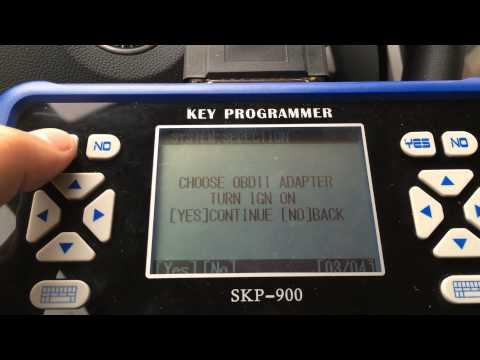 SuperOBD Key Programmer SKP900 for Skoda